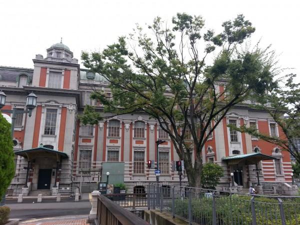 中央公会堂外観
